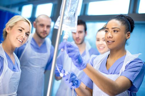 IV Certification Course - Oregon Phlebotomy Training